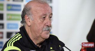 """Del Bosque: """"No separaría a Piqué del resto del grupo"""""""
