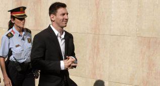 Messi anuncia que presentará alegaciones por la acusación