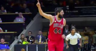 Nueva conexión en los Bulls: Butler-Mirotic iluminan Chicago