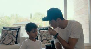 Cristiano Jr. puede con su padre: ¡casi le hace desesperar!