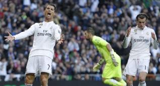 Los momentos de máxima tensión entre Bale y Cristiano