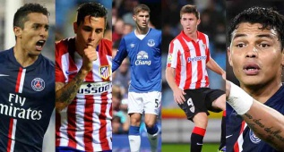 La 'operación central' del Barça: ¿Quién será el elegido?