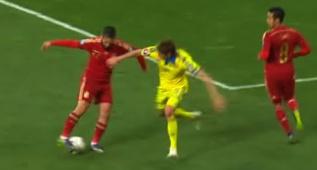 ¡Qué jugada de pura fantasía firmaron entre Isco y Thiago!