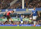 Partido perfecto de Ander: gran gol y asistencia a Rooney
