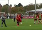 El control 'de culo' de Robben, en el top de tomas falsas