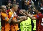Inan y Podoslki remontan en el primer triunfo del Galatasaray