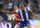 Un Oporto con poca puntería empata ante el Braga