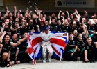 Lewis Hamilton se convierte en tricampeón del mundo