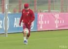 Pura magia: los grandes trucos en las prácticas del Bayern