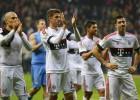 El Bayern se deja los primeros puntos del curso en Frankfourt