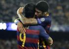 Neymar y Luis Suárez alargan la fiesta ante el BATE Borisov