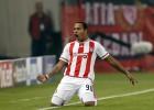Felipe Pardo rescata los tres puntos para el Olympiacos