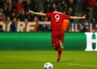 ¡Thiago y Lewandowski se entienden sólo con mirarse!