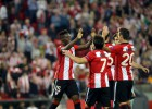 Williams lidera la goleada del Athletic al Partizán