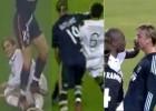 Las peleas y agresiones al límite de los Sevilla-Madrid