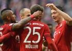 El Bayern vuelve a golear y se coloca aún más líder
