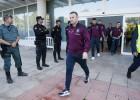 La selección inglesa ya está concentrada en Alicante