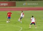 ¡Qué jugadón de la Selección: espectacular pase de Thiago!