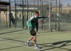 Espectáculo Joaquín: Al tenis igual no, pero... ¿y al pádel?