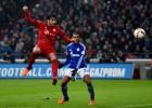 Javi Martínez vuelve a marcar un gol dos años después