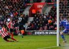 La victoria por la mínima del Stoke frena al Southampton