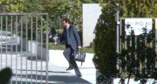 Florentino Pérez despacha con José Ángel Sánchez en ACS