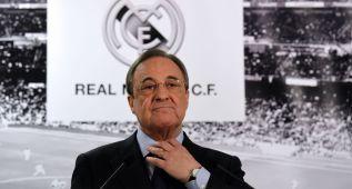 "El lapsus que tuvo Florentino Pérez: ""Yo miento, digo..."""