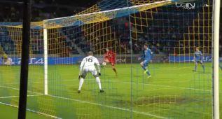 Mehmedi marcó el gol de su vida.... pero fue sin querer