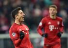 El rodillo del Bayern que no cesa: trituró al Olympiacos