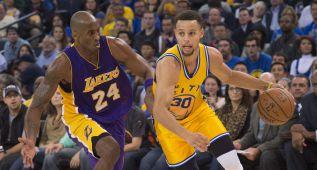 Curry lidera el festival Warrior ante Lakers en el mejor inicio