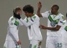 Un doblete de Schürrle le da 3 puntos de oro al Wolfsburgo