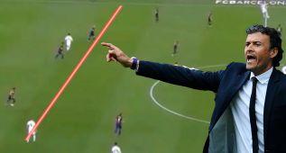 Las diferencias entre el Barça de Pep y el de Luis Enrique