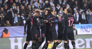 El PSG arrolla en la casa de Ibrahimovic y se clasifica