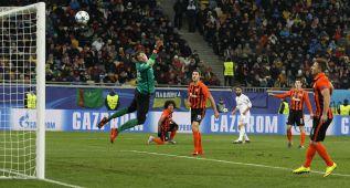 La reivindicación de Carvajal: el gol que marcó fue de locos