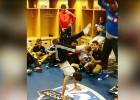Drogba alucinó con los niños del Impact y su breakdancing