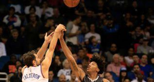 Calderón luce tiro, pero los Knicks caen ante los Magics