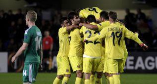 Gran actuación de Bruno para darle el triunfo al Villarreal