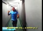 Se filtra video con duro insulto de Arévalo Ríos a la Roja