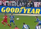 Genial asistencia de Javi Martínez en el segundo gol