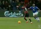 En Bournemouth se vivió uno de los goles de la temporada