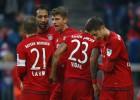 El Bayern de Guardiola sigue intratable en Bundesliga