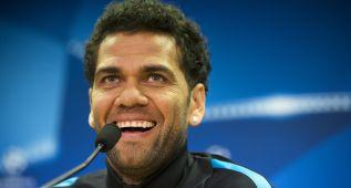 """Alves: """"El equipo perfecto no existe, tenemos que mejorar"""""""