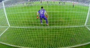 Casillas volvió a ser clave, paró un penalti que dio la victoria