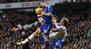 Un rácano Chelsea se deja dos puntos en White Hart Lane