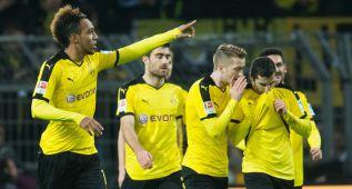 El Dortmund se da un festín a costa de un flojo Stuttgart