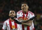 El Sunderland ajusticia al Stoke y sale del descenso