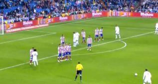 3 de las peores faltas que ha tirado Cristiano en el Madrid
