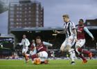 Reparto de puntos entre el West Ham y el West Brom