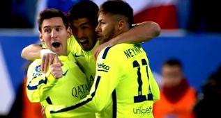 Conexión MSN: Las 9 mejores combinaciones que fueron gol