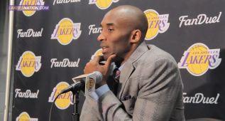 """Kobe Bryant: """"Ahora me siento mucho más liberado"""""""